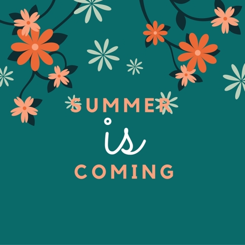 SUMMERISCOMING