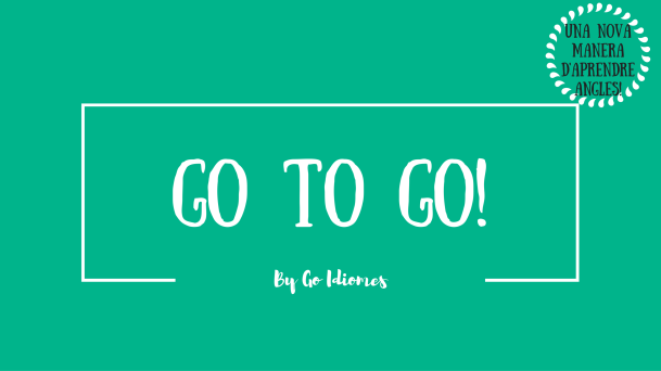 GO TO GO! (3)